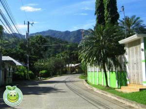 Calle de Corozal Honduras
