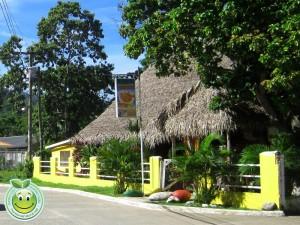 Restaurante y museo Corozal Honduras