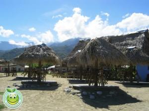 Cabañas en Corozal Honduras