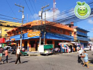 Mercado Municipal, La Ceiba Honduras