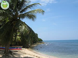 Parque Nacional Punta Sal Tela Honduras Natural