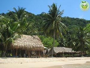 Pocas personas viven en el Parque Nacional Punta Sal, Tela
