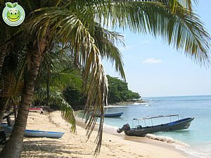 Espectacular Playa Cocalito en Punta Sal Honduras