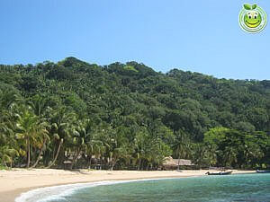 Playa Cocalito Parque Nacional Punta Sal