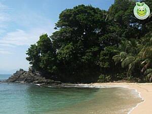 Playa Cocalito Punta Sal Tela, Atlantida, Honduras