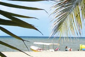 Playa de Tela Honduras turismo