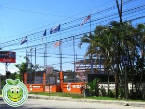 Centro deportivo de Tela Honduras