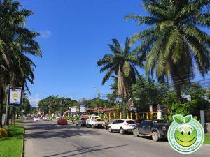 Avenida Morazan, La Ceiba Honduras. Tambien llamada calle del Dantoni.