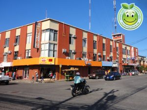 Hotel Paris, frente a la Plaza Central, La Ceiba Honduras