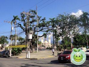 Plaza Central Francisco Morazan, La Ceiba Honduras