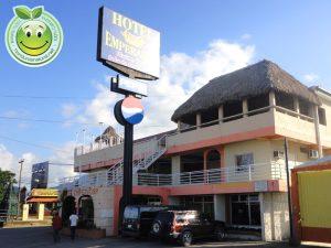Hotel Emperador, La Ceiba Honduras
