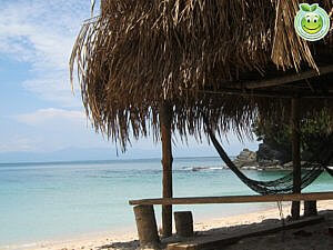 Relax total en el Parque Nacional Punta Sal Tela Honduras Natural