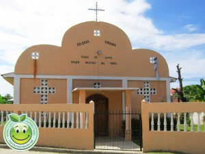 Iglesia Catolica de Sambo Creek, Honduras