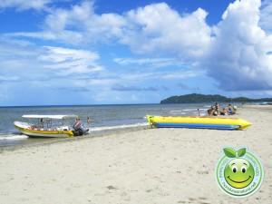 Lindas playas de Tela Honduras
