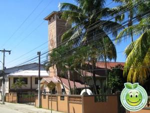 Iglesia San Antonio de Tela Honduras