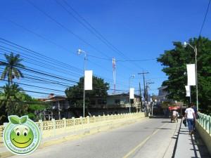 Puente viejo de Tela Honduras